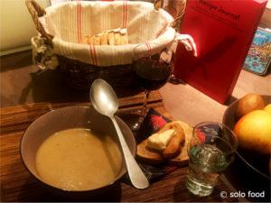 Velouté d'endives au curry - solo food