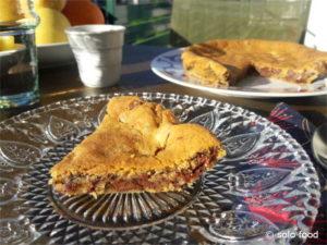 cookie géant aux pépites de cchocolat - solo food