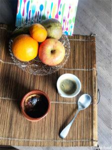 Flan léger - Trois arômes (fleur d'oranger ou chocolat-cannelle ou vanille)