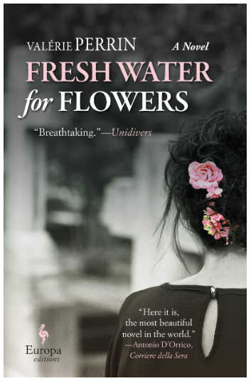 Fresh Water for Flowers - Book Cover