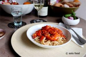 crevettes à la créole