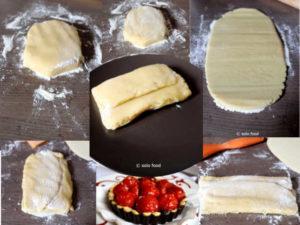 pâte feuilleutée rapide