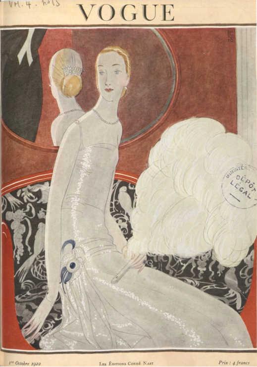 Couverture 100ans de Vogues en France