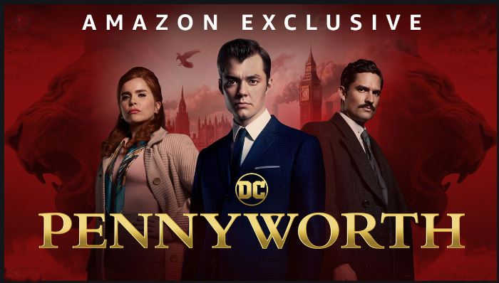 Pennyworth - Amazon Exclusive