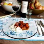 Tas Kebap – Bœuf à la sauce tomate et aux épices orientales