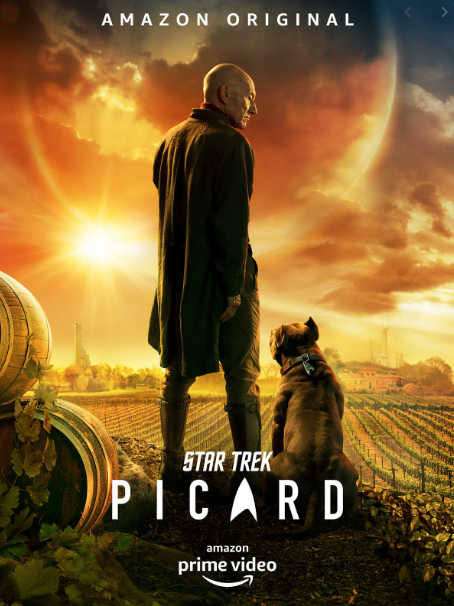 Picard Amazon Prime