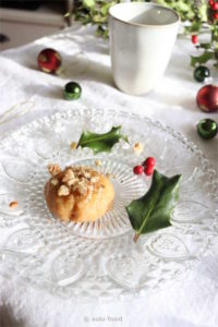 Gâteaux grecs de Noël au miel et aux épices (melomakarona)