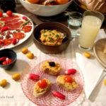 Houmous aux épices, patate douce et courge butternut