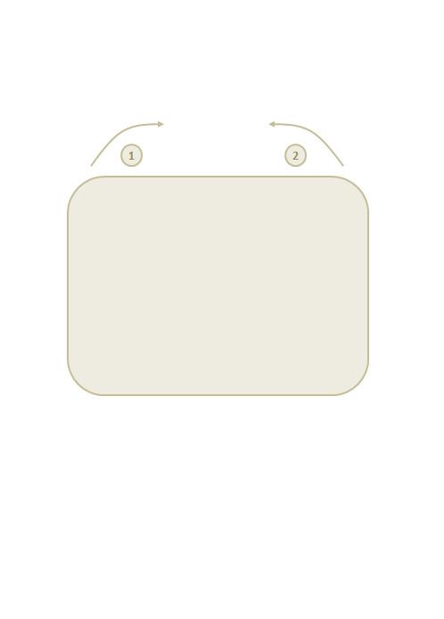 pâte danoise - fermer en enveloppe
