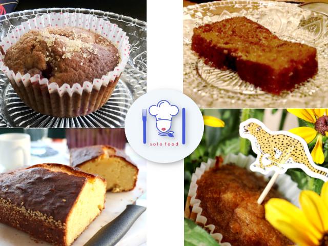 Mes péchés mignons sucrés légers - recette de base pour faire des cakes légers