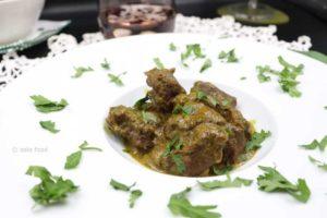 curry de boeuf - madoo curry